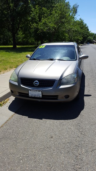 2005 Nissan Altima 2.5 SL Chico, CA 1