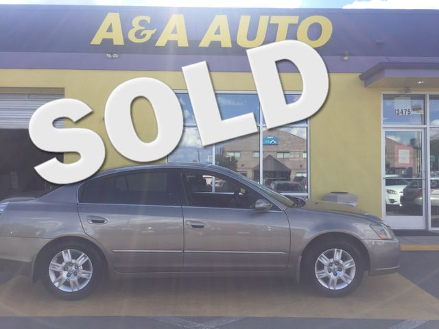 2005 Nissan Altima 2.5 S in Englewood, CO 80110