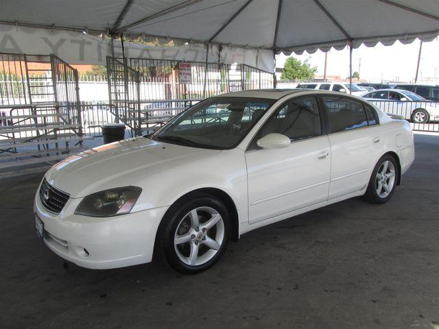 2005 Nissan Altima 3.5 SE Gardena, California