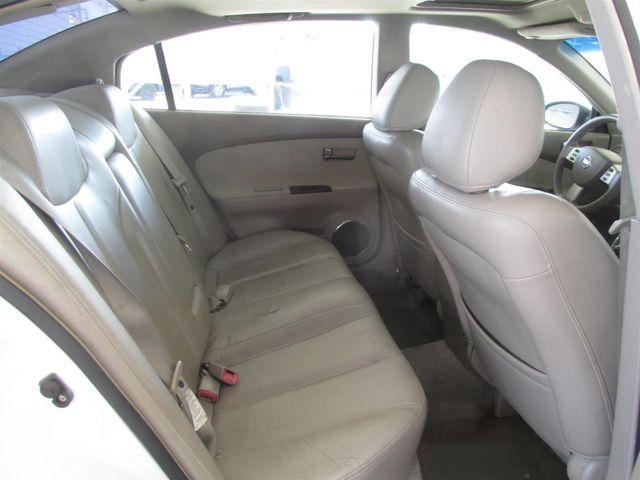 2005 Nissan Altima 3.5 SE Gardena, California 12