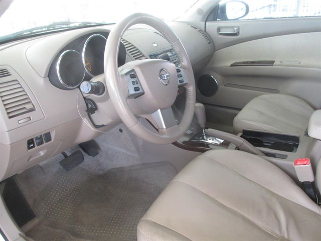 2005 Nissan Altima 3.5 SE Gardena, California 4