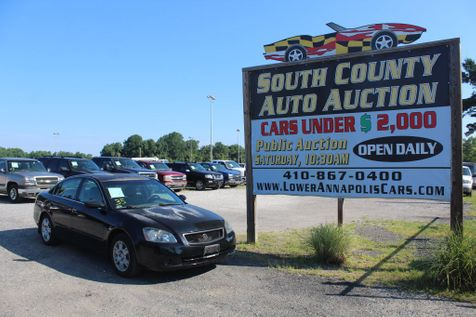 2005 Nissan Altima 2.5 S in Harwood, MD