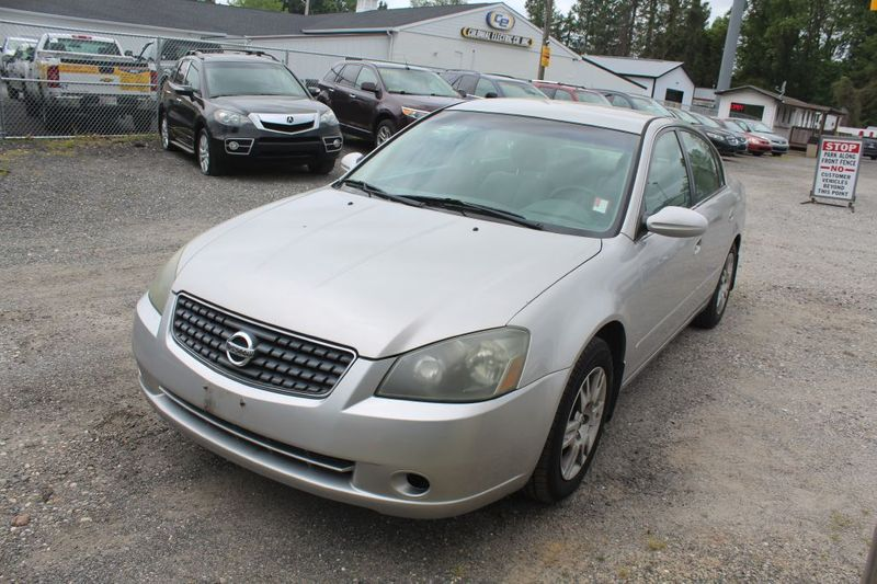 2005 Nissan Altima 25 S  city MD  South County Public Auto Auction  in Harwood, MD