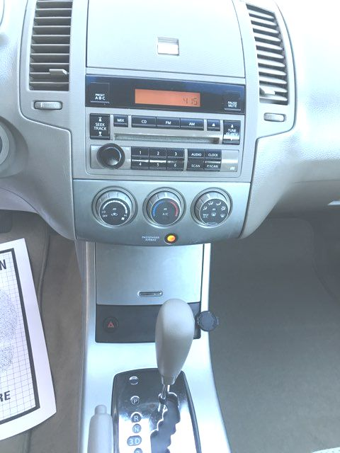 2005 Nissan Altima S Knoxville, Tennessee 8