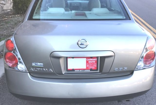2005 Nissan Altima S Knoxville, Tennessee 3