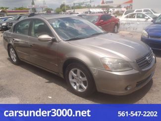2005 Nissan Altima 2.5 SL Lake Worth , Florida