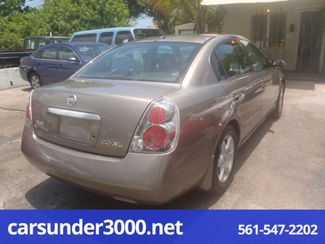 2005 Nissan Altima 2.5 SL Lake Worth , Florida 2