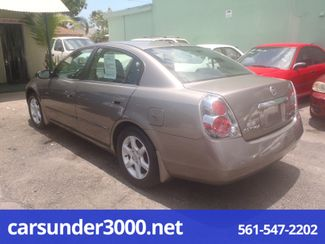 2005 Nissan Altima 2.5 SL Lake Worth , Florida 3