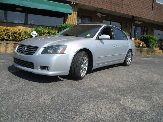 2005 Nissan Altima 3.5 SE-R
