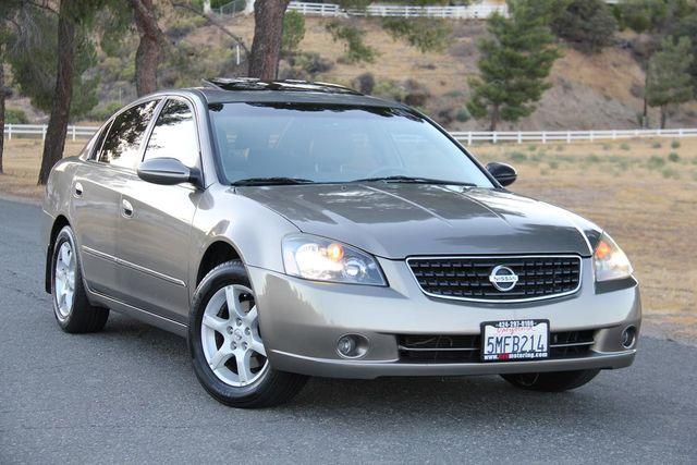 2005 Nissan Altima 35 Sl Santa Clarita Ca Starfire Auto Inc