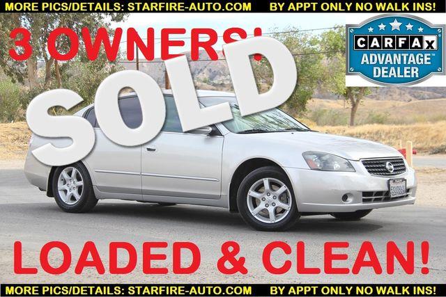 2005 Nissan Altima 2.5 S Santa Clarita, CA