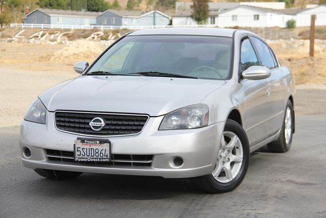 2005 Nissan Altima 2.5 S Santa Clarita, CA 4