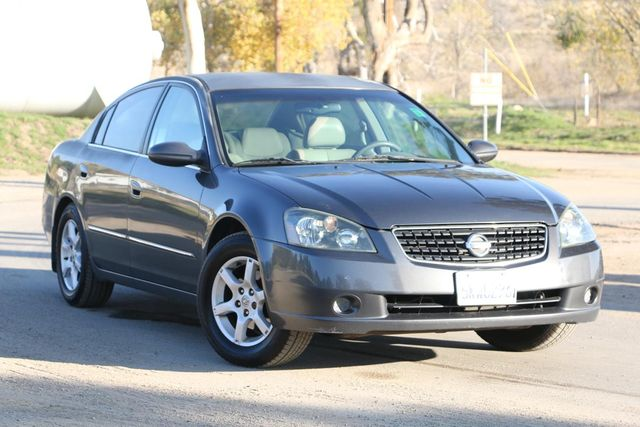 2005 Nissan Altima 2.5 SL Santa Clarita, CA 3