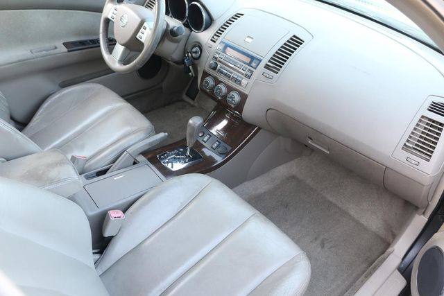 2005 Nissan Altima 2.5 SL Santa Clarita, CA 8