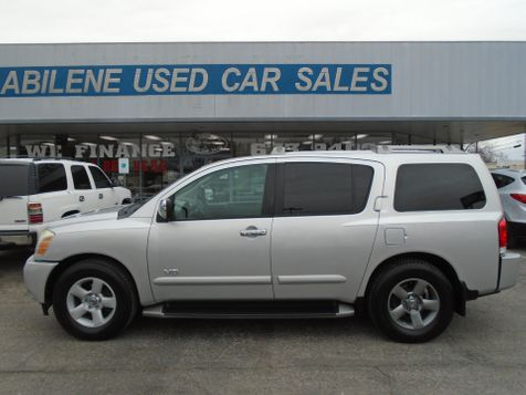 2005 Nissan Armada SE in Abilene, TX