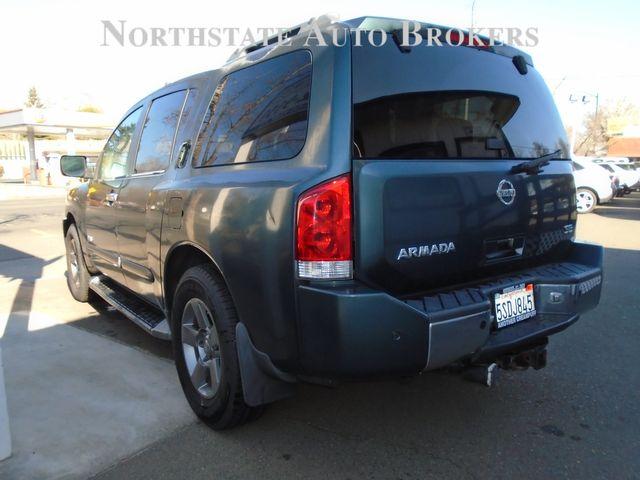 2005 Nissan Armada SE Chico, CA 2