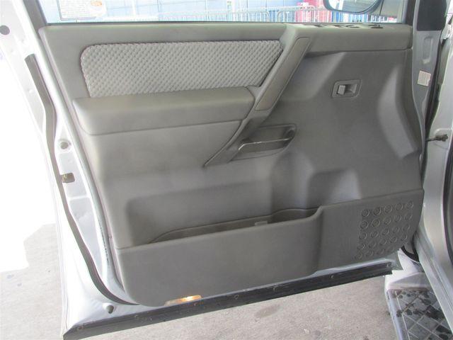 2005 Nissan Armada SE Gardena, California 9