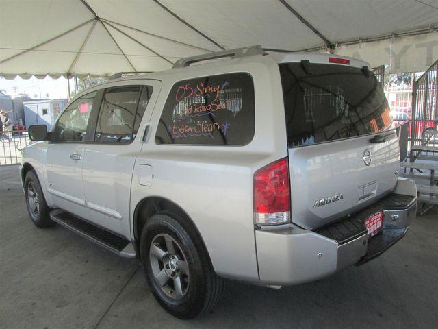 2005 Nissan Armada SE Gardena, California 1
