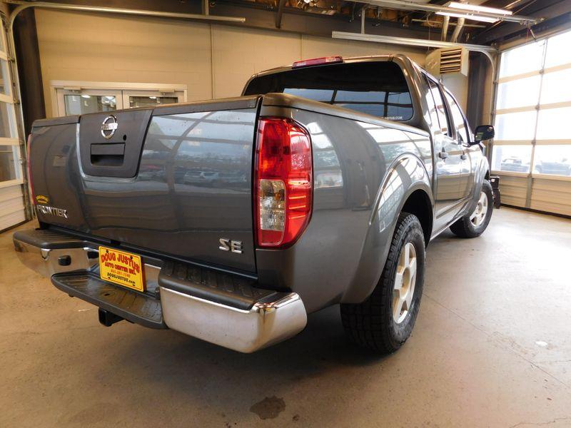 2005 Nissan Frontier SE  city TN  Doug Justus Auto Center Inc  in Airport Motor Mile ( Metro Knoxville ), TN