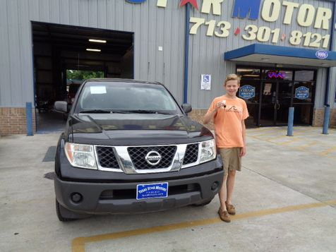 2005 Nissan Frontier XE in Houston
