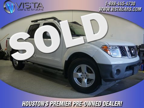 2005 Nissan Frontier LE in Houston, Texas