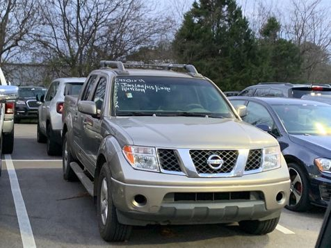 2005 Nissan Frontier LE   Huntsville, Alabama   Landers Mclarty DCJ & Subaru in Huntsville, Alabama