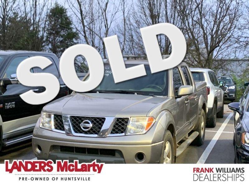 2005 Nissan Frontier LE   Huntsville, Alabama   Landers Mclarty DCJ & Subaru in Huntsville Alabama