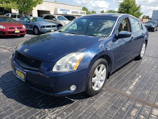 2005 Nissan Maxima 3.5 SL | Champaign, Illinois | The Auto Mall of Champaign in Champaign Illinois