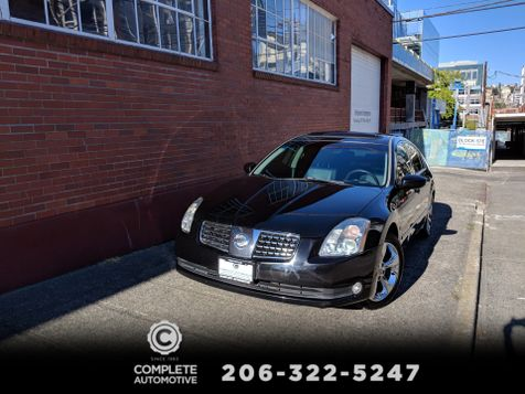 2005 Nissan Maxima 3.5 SE V6 265 HP 1 Owner History Low Miles Moonroof Heated Seats A Great Car For Only $6500! in Seattle