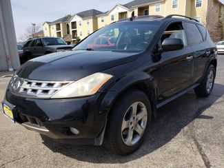 2005 Nissan Murano SL | Champaign, Illinois | The Auto Mall of Champaign in Champaign Illinois