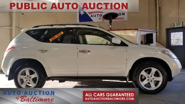 2005 Nissan Murano S | JOPPA, MD | Auto Auction of Baltimore  in Joppa MD