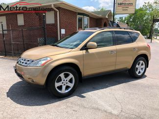 2005 Nissan Murano SL Knoxville , Tennessee 10