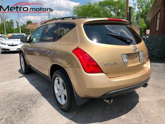 2005 Nissan Murano SL Knoxville , Tennessee 43