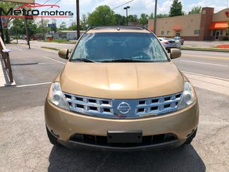 2005 Nissan Murano SL Knoxville , Tennessee 2