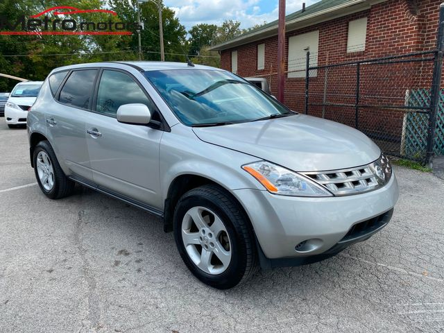2005 Nissan Murano S in Knoxville, Tennessee 37917