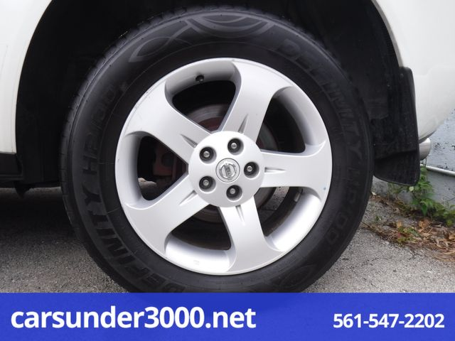 2005 Nissan Murano SL Lake Worth , Florida 9