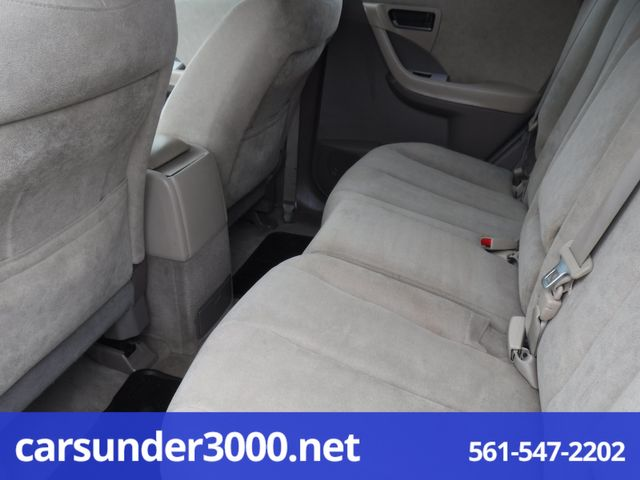 2005 Nissan Murano SL Lake Worth , Florida 5