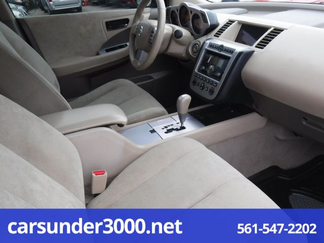2005 Nissan Murano SL Lake Worth , Florida 6