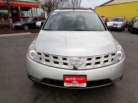 2005 Nissan Murano SL | Nashville, Tennessee | Auto Mart Used Cars Inc. in Nashville, Tennessee