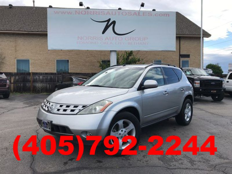 2005 Nissan Murano SE | Oklahoma City, OK | Norris Auto Sales (NW 39th) in Oklahoma City OK