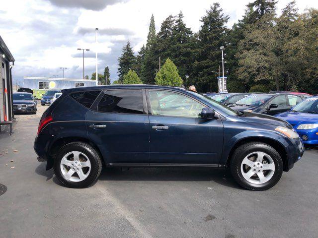 2005 Nissan Murano SL in Tacoma, WA 98409