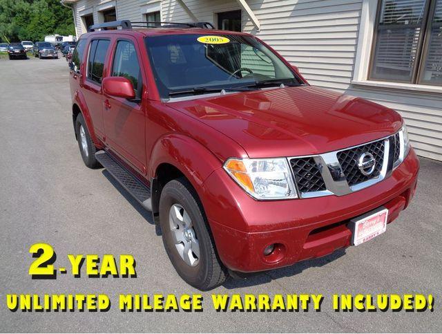 2005 Nissan Pathfinder SE in Brockport NY, 14420