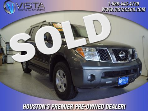 2005 Nissan Pathfinder SE in Houston, Texas