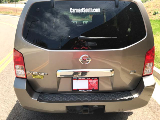 2005 Nissan Pathfinder SE Knoxville, Tennessee 4