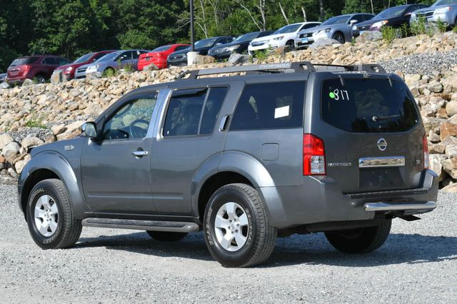 2005 Nissan Pathfinder SE Naugatuck, Connecticut 2