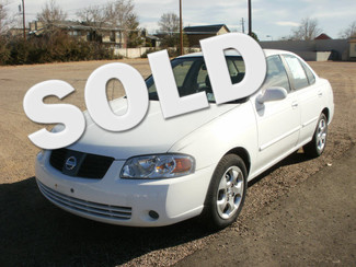 2005 Nissan Sentra 1.8 S in Albuquerque New Mexico, 87109