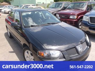 2005 Nissan Sentra 1.8 S Lake Worth , Florida