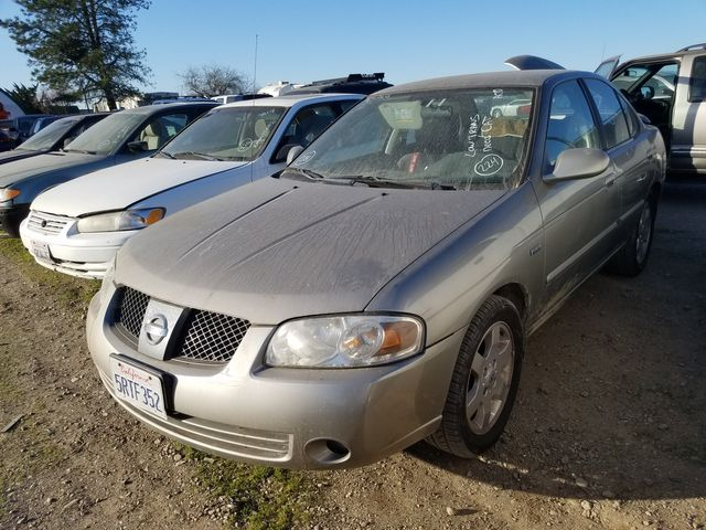 2005 Nissan Sentra 1.8 S in Orland, CA 95963