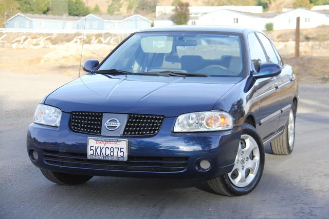 2005 Nissan Sentra 1.8 S Santa Clarita, CA 4