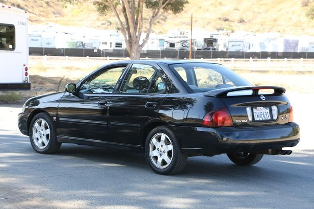 2005 Nissan Sentra SE-R Santa Clarita, CA 5